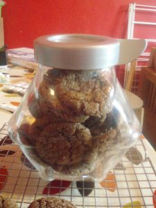 """Jar of cookies"""