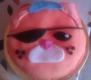 """A Kwazii cake"""